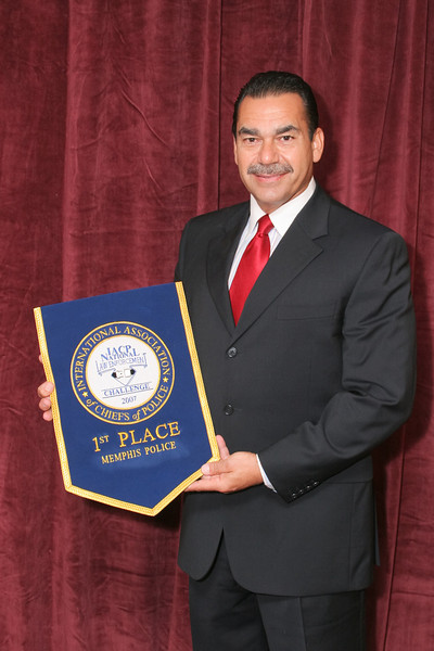 2006 National Law Enforcement Challenge --<br /> 1st Place, Municipal 10 (2,001+ Officers): Memphis (TN) Police Department