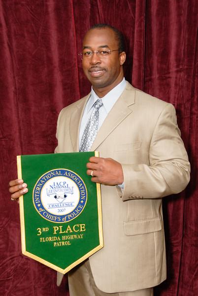 2006 National Law Enforcement Challenge --<br /> 3rd Place, State Police/Highway Patrol 4 (1,001-2,500 Officers): Florida Highway Patrol