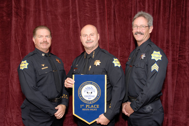 2006 National Law Enforcement Challenge --<br /> 1st Place, Municipal 8 (501-1,000 Officers): Fresno (CA) Police Department