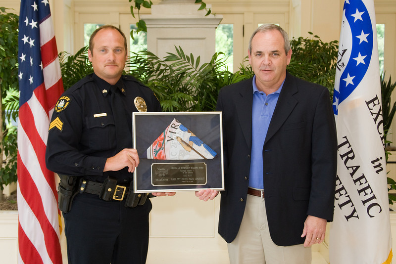 Municipal 5 (76-125 Officers), 3rd place:<br /> James City County Police Department