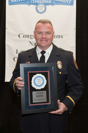Special Award: Occupant Protection  Fairfax County Police Department