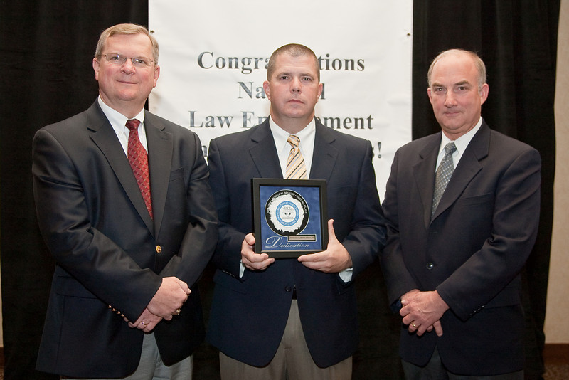 Municipal 10: 501-1,250 Sworn Officers, 2nd Place<br /> Henrico County Division of Police