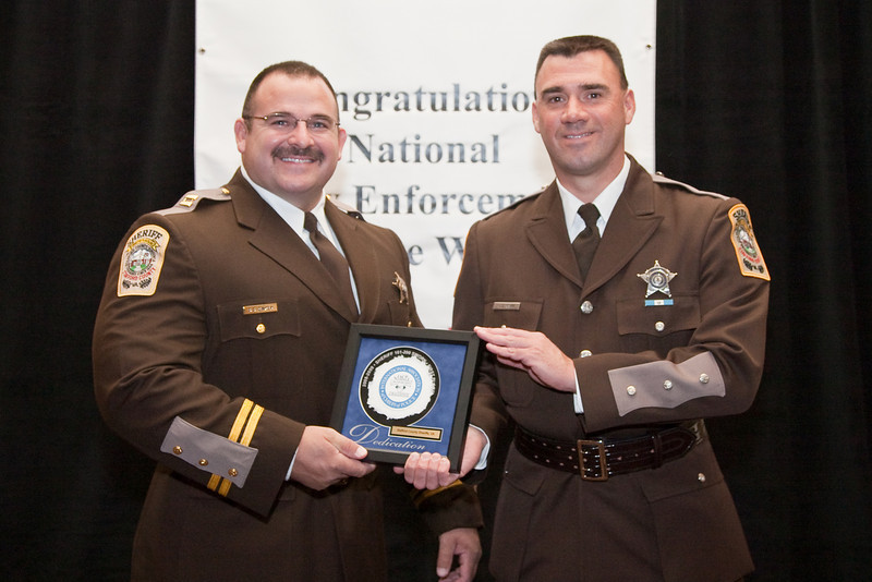 Sheriff 5: 101-200 Sworn Deputies, 1st Place<br /> Stafford County Sheriff's Office