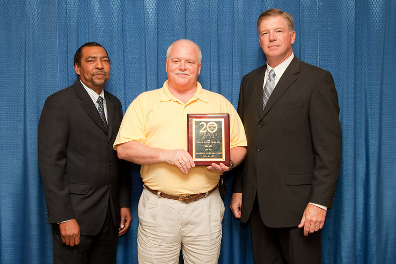 3rd Place, Municipal 6 (126-300 Officers): Portsmouth Police Department
