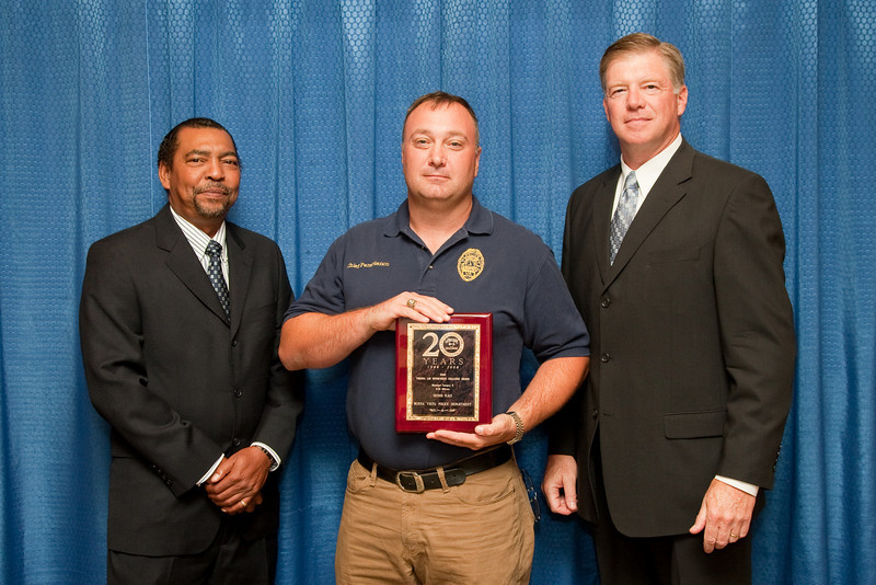 2nd Place, Municipal 2 (11-25 Officers): Buena Vista Police Department