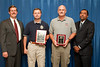 1st Place, Municipal 7 (301-450 Officers), and Motorcycle Safety Award: Arlington County Police Department