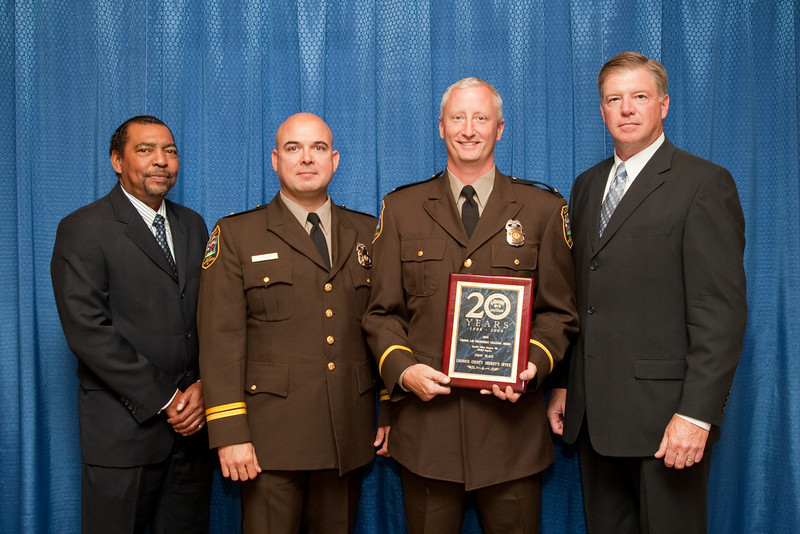 1st Place, Sheriff 8 (451-700 Deputies): Loudoun County Sheriff's Office