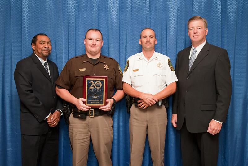 1st Place, Sheriff 3 (26-50 Deputies): Wythe County Sheriff's Office