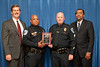 3rd Place, Municipal 9 (701  Officers): Richmond Police Department