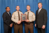 1st Place, Sheriff 6 (126-300 Deputies): Hanover County Sheriff's Office