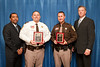 2nd Place, Sheriff 6 (126-300 Deputies), and Commercial Motor Vehicle Safety Award: Stafford County Sheriff's Office