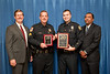 1st Place, Municipal 9 (701  Officers), and Impaired Driving Award: Virginia Beach Police Department