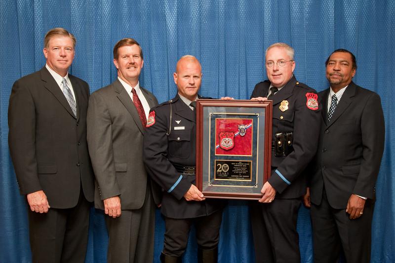 2008 Commonwealth Award for Best Overall Traffic Safety Program: Harrisonburg Police Department