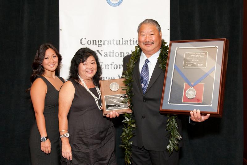 2010 J. Stannard Baker Award Winner:<br /> Captain Charles M. Hirata, Maui Police Department