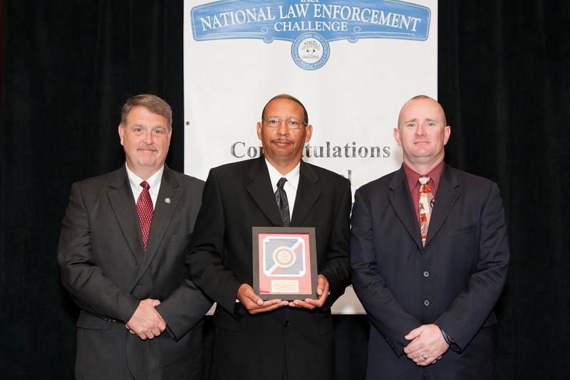 IACP 2009 National Law Enforcement Challenge Award:<br /> 3rd place, Municipal 6 (101-200 Sworn) – Lynchburg Police Department