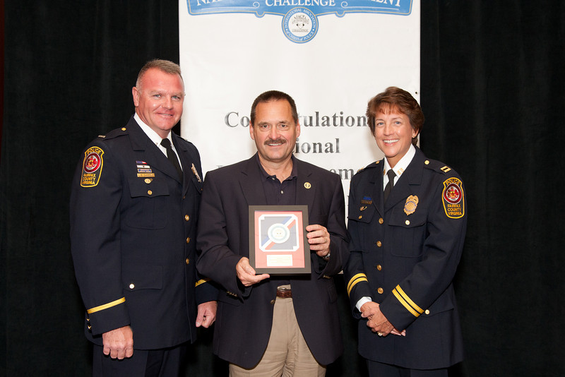 IACP 2009 National Law Enforcement Challenge Award:<br /> 1st place, Municipal 9 (1,001 or more Sworn) – Fairfax County Police Department