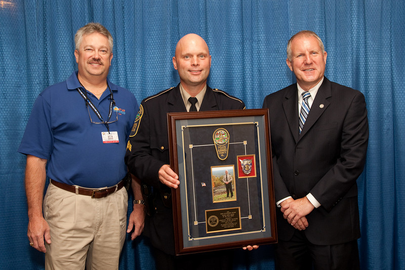 Sgt. Peter Mainzer, Albemarle County Police Department<br /> 2009 Va. LEC Traffic Safety Officer of the Year