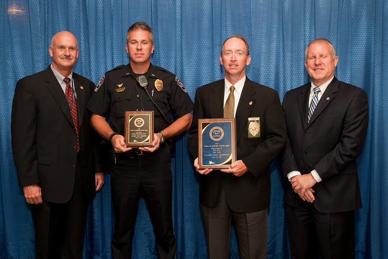 Culpeper Police Department<br /> 1st place, Municipal 3 & Bike/Pedestrian Safety Award