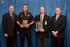 Culpeper Police Department<br /> 1st place, Municipal 3 & Bike/Pedestrian Safety Award