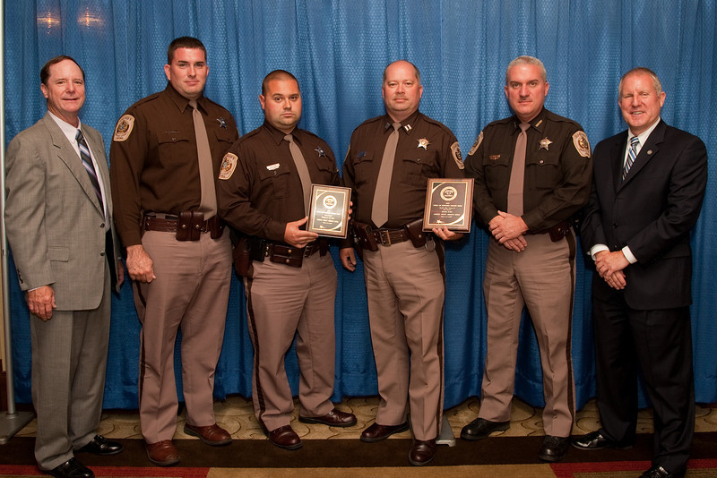 Amherst County Sheriff's Office<br /> 2nd place, Sheriff 4 & Rookie of the Year