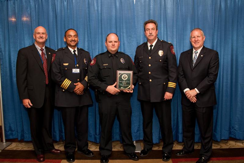 Danville Police Department<br /> 3rd place, Municipal 6