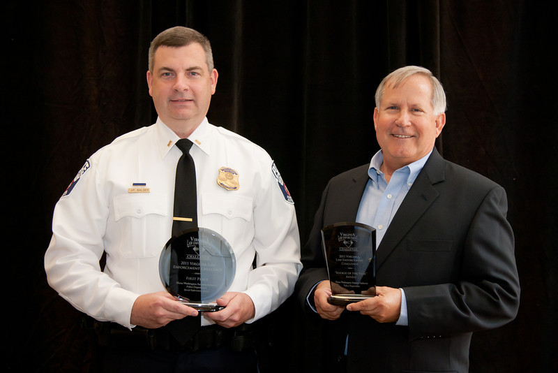 """First Place, Special Law Enforcement:<br /> Metro Washington Airports Authority (MWAA) Police Department<br /> -- Special Award: """"Rookie of the Year"""""""