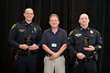 Second Place, Municipal 6 (126-300 Officers):<br /> Lynchburg Police Department<br /> -- Special Awards: Child Passenger Safety
