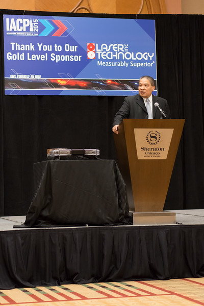 John Marshall, Director of the Office of Safety Programs, NHTSA