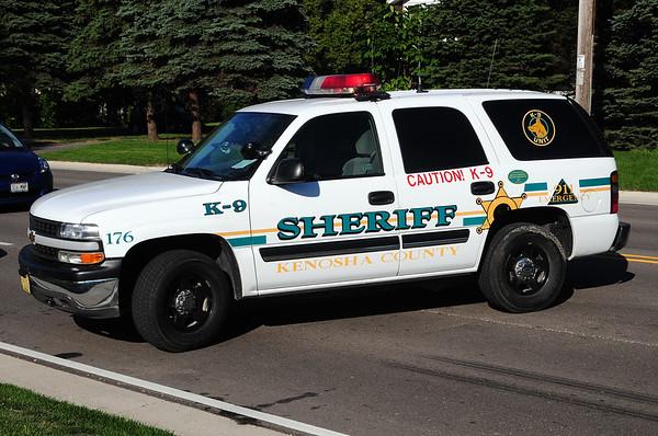 K-9 Patrol SUV