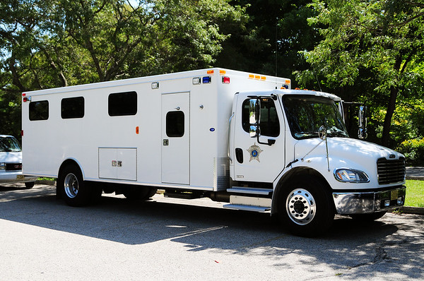 Milwaukee County Sheriff Mobile Jail - Photo Added September 6th, 2012.