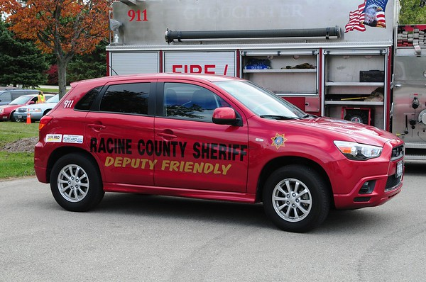 Deputy Friendly Vehicle - Photograph added October 8th, 2012.