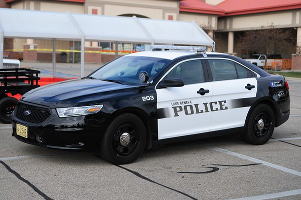 Patrol Squad 203 - Ford/Taurus - Photograph added October 8th, 2012.