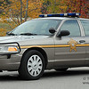 Powhatan County, VA Sheriff's Office<br /> Ford CVPI with 1st generation graphics