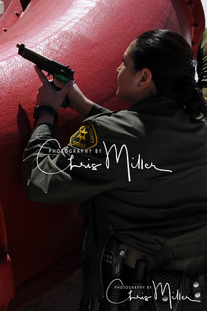 (132) Active Shooter Training at Raging Waters Mar 2010  by Chris Miller LASD
