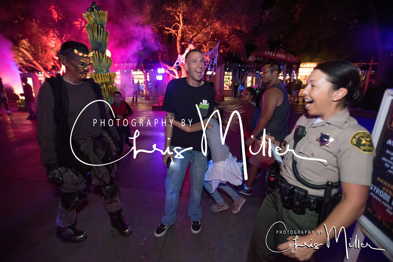 (141) Magic Mountain Fright Fest 10-16-15 Photography by Chris Miller