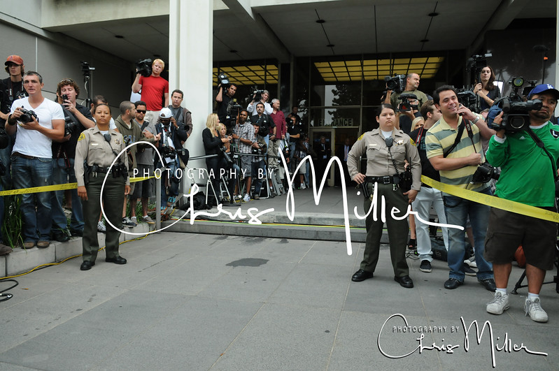 (162) Lindsey Lohan Beverly Hills Court by Chris Miller LASD 7-20-10