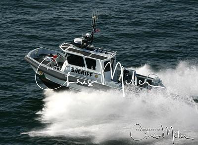 Marina Boat Patrol
