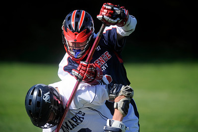 LA boys' lacrosse v. St. Mark's