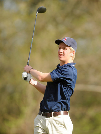 Lawrence Academy golf v. Middlesex
