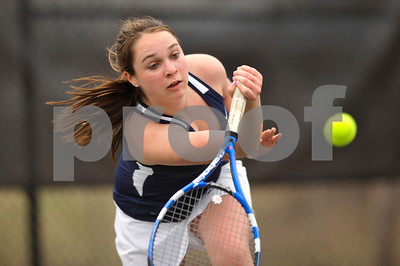 LA girls' tennis v. St. George's