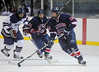 (Groton, MA - Nov. 29, 2009) - LA boys' hockey v.Belmont Hill. LA won, 4-2.<br /> Jon Chase  photo