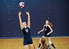 (Groton, MA - January 22, 2010) - LA volleyball v. Concord Academy.<br /> Jon Chase  photo