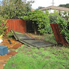 Fence Down, Nov. 2010