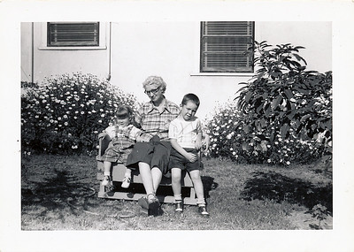 Lawrence Family : 1950s