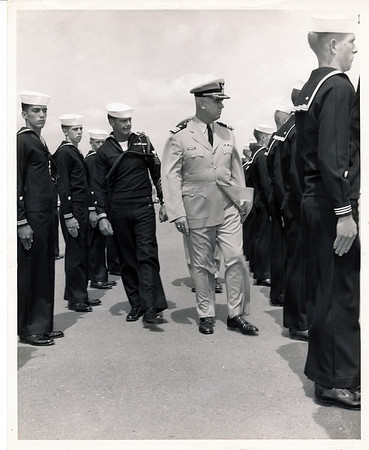 Ted Lawrence - US Coast Guard Reserve
