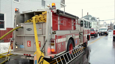 First 20 minutes of Manchester St fire audio from Lawrence Fire Alarm.