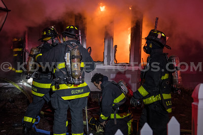 Lawrence, MA 2nd Alarm - 29 State St - 12/8/16