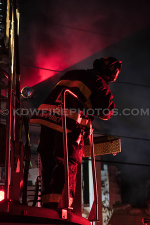 Lawrence, MA 3rd Alarm - 12 Lafayette Ave - 8/29/16