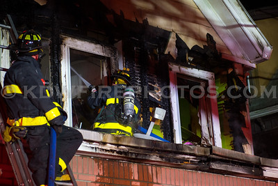Lawrence, MA 3rd Alarm - 157 Lawrence St - 8/11/17