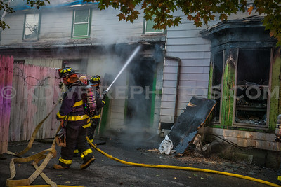 Lawrence, MA 2nd Alarm - 116 E Haverhill St - 10/13/18